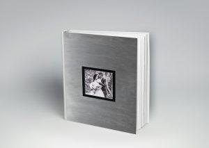 SkyBook Studio Photobook Metal Aluminium
