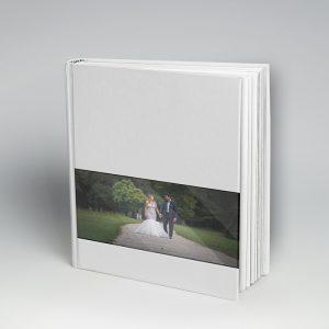 SkyBook Studio Photobook Acrylic Landscape Plexyglass