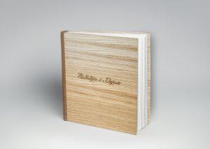 SkyBook Studio Photobook Wood Craft UV Graviranje