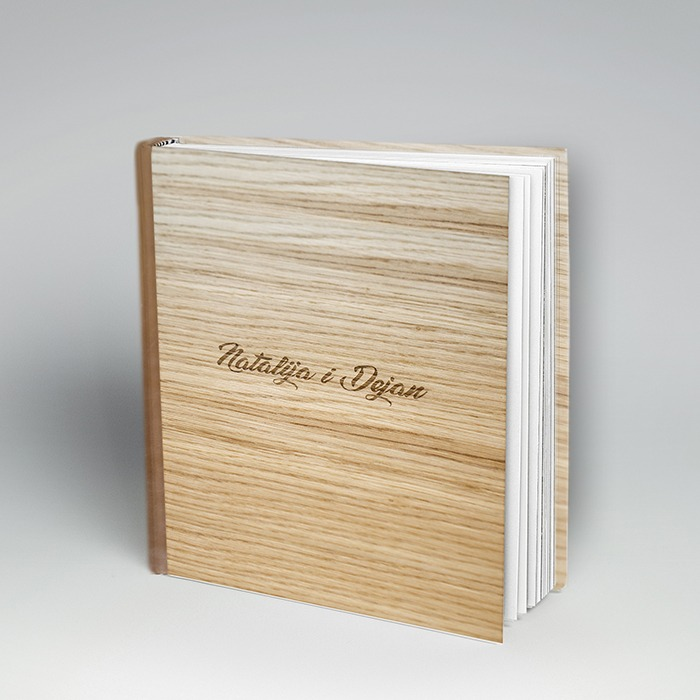 SkyBook Studio Photobook Wood Standard