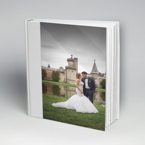 SkyBook Studio Photobook Acrylic Landscape Photo