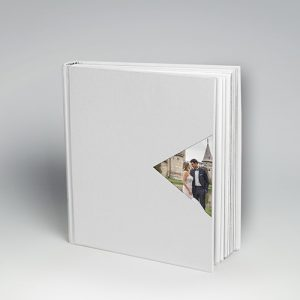 SkyBook Studio Photobook Acrylic photo triangle