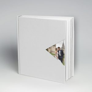 SkyBook Studio Photobook Acrylic Triangle