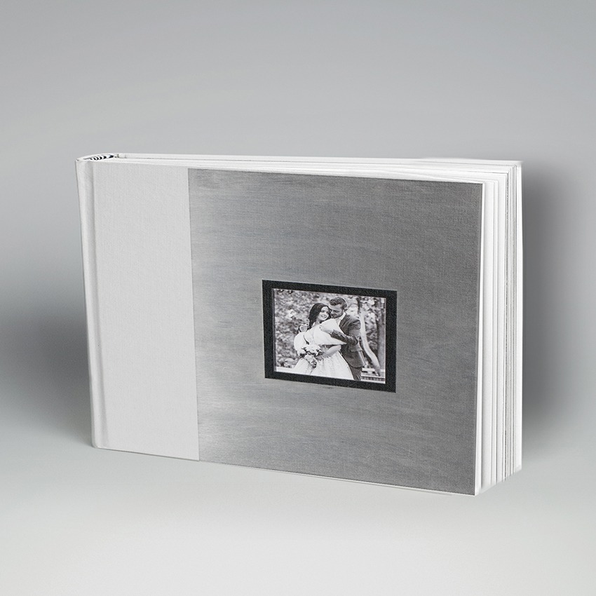 SkyBook Studio Photobook Aluminium