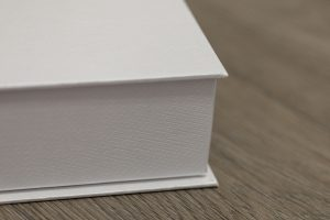 SkyBook Studio Standard Archive Box Photobook White