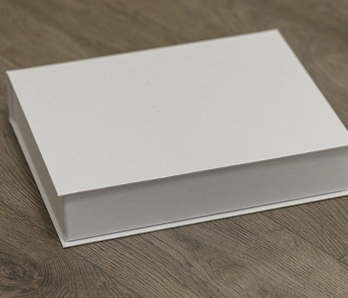 SkyBook Studio Standard Archive Box Photobook White