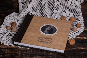SkyBook Studio Stylus WoodCraft