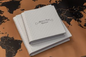 SkyBook Studio - Photobook Classic Eco Leather Cover UV Print