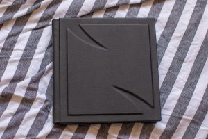 Photobook Classic Curved Eco Leather