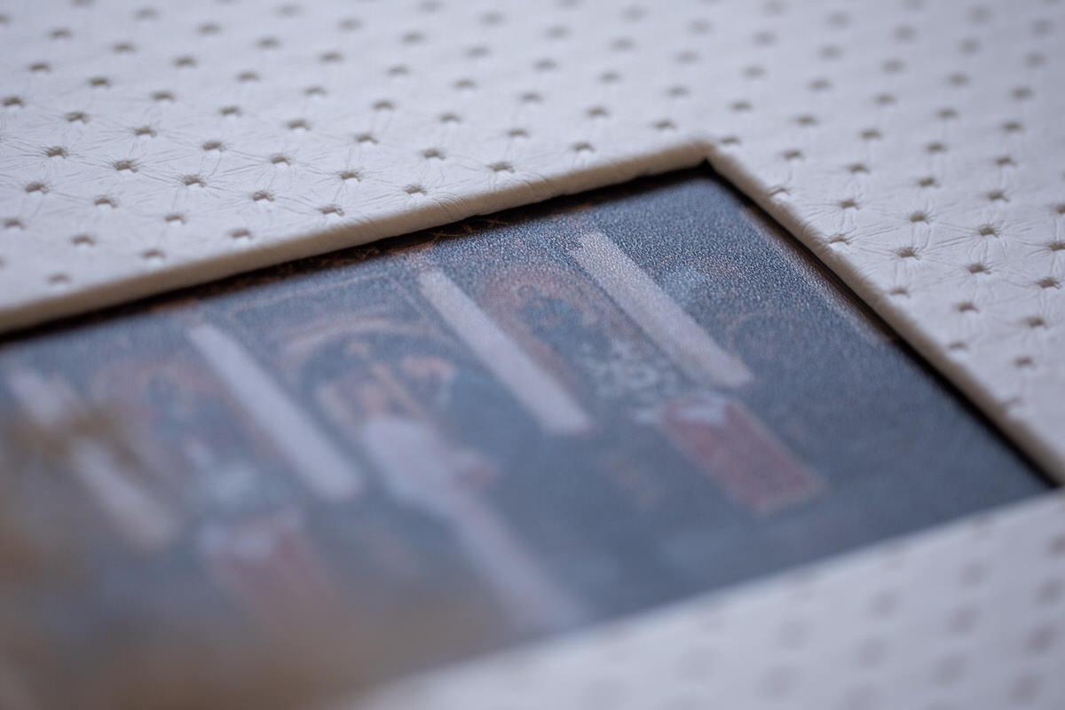 Photobook Frame Eco Leather